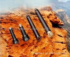 rock drilling equipments and pneumatic tools