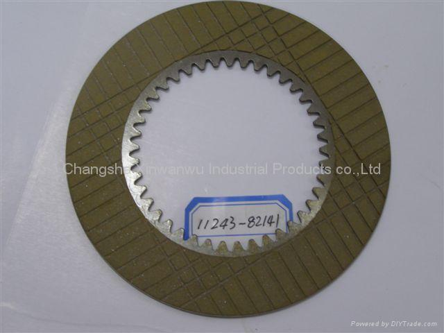 Friction disc 3