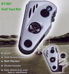 Golf Multi Tool Kit