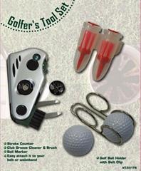 Golf Tool Set