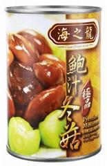 Premium Mushroom in Abalone Sauces