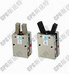 MHC2-10D氣動手指氣缸 (SMC型) CPC精品手指