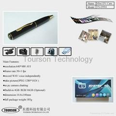640*480 hidden pen camer