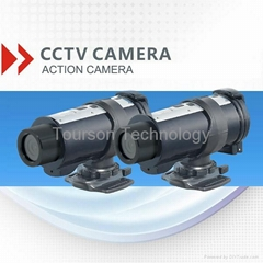 720p sport camera and helmet camera