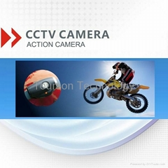 small action helmet camera and bike camera