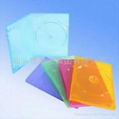 Color DVD case