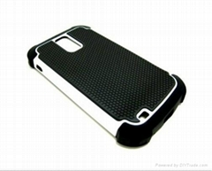 Lastest hot selling defender case for Sumsung t989 case cover