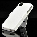 Rubber case holster combo for iphone4 case iphone 4 accessory iphone 4 cover