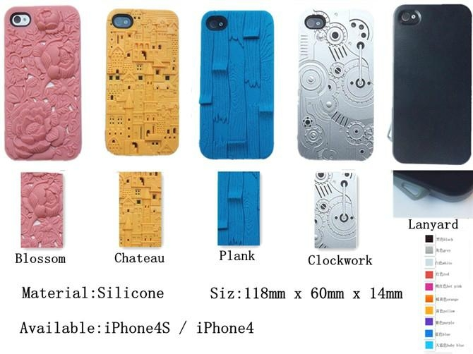 lastest fashion Silicone case iPhone case iPhone protector iphone cover  1