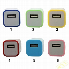 Ultra-mini travel adapter iphone charger phone charger mobile phone charger