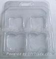 深圳透明PVC吸塑盒