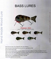 Bass Wooden Lure