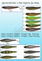 Wooden Surface lure,Fishing Lure