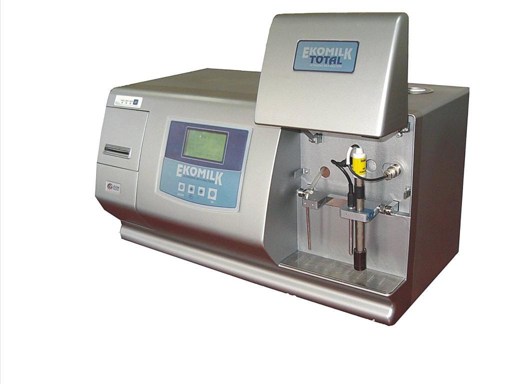 milk analyzer machine