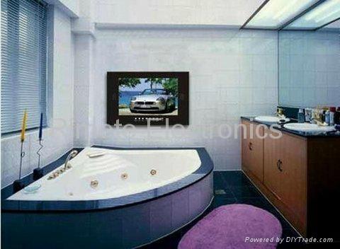 19英寸浴室防水液晶电视工厂直销 4