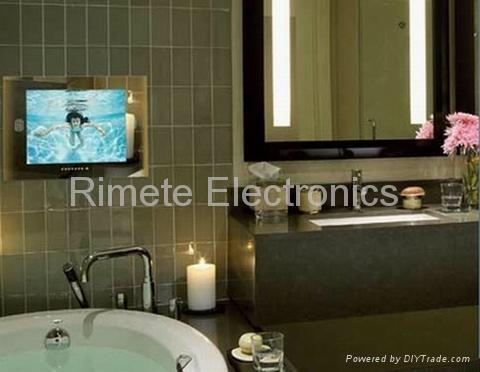19英寸浴室防水液晶电视工厂直销 5