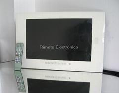 19英寸防水液晶电视 黑白银镜面可选