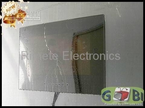 22'' Waterproof Sauna Room/Swimming pool TV HDMI USB  1