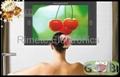 22'' Waterproof Sauna Room/Swimming pool TV HDMI USB  4