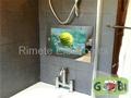 15.6寸浴室镜面防水电视 2