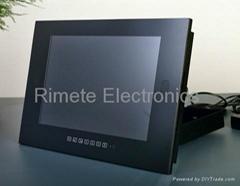 19英吋黑色防水浴室液晶電視