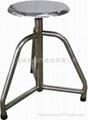 YZB-005 全不鏽鋼轉椅 1