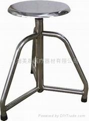 YZB-005 全不锈钢转椅