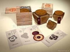 茶煙酒高檔禮品盒包裝設計製作