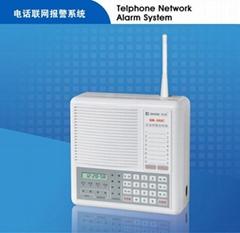 电话联网防盗报警器