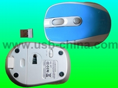 mini 2.4G cordless RF mouse-professional china factory