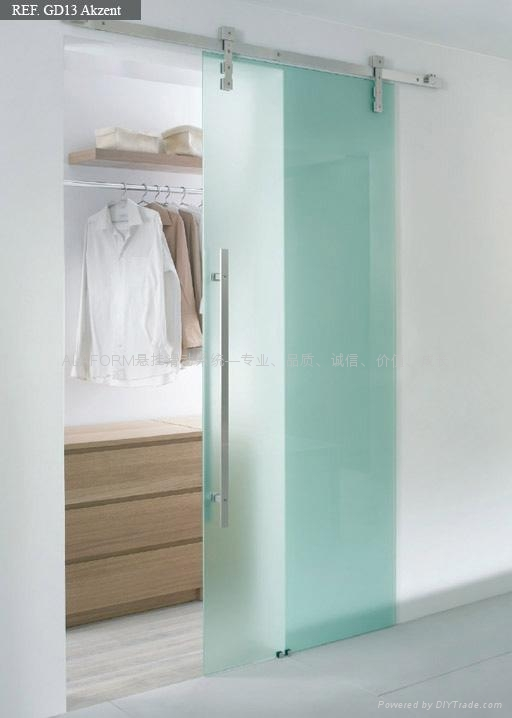 Alaform glass sliding door systems ala 150 china for Sliding door manufacturers