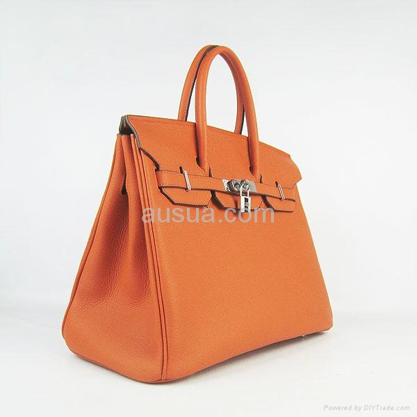 2012New Designer Genuine Leather Handbag Sale 2
