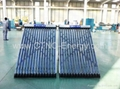 high pressured solar water heater