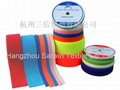 Nylon hook and loop fastener tape/velcro tape