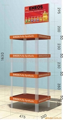 Merchandise display rack