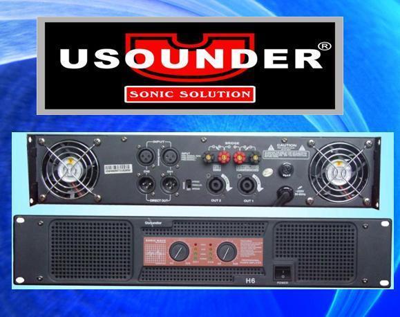 Usounder H Professional Power Amplifier 1