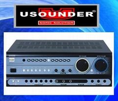 Professional KTV Amplifier