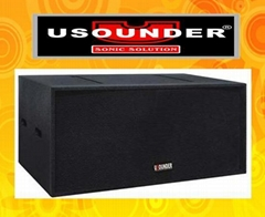 UAEF LA-55B/88B Line Array speaker