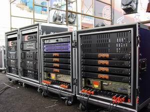 UAEF LA-55B/88B Line Array speaker 4