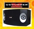 UAEF UK-210/150/455/600 Karaoke Speaker