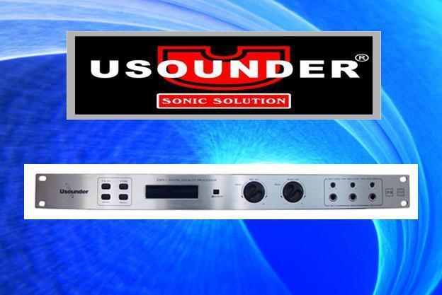域声UK2602A 专业DSP数字效果处理器 1
