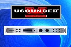域声UK2602A 专业DSP数字效果处理器