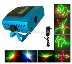 Full Color Animation Laser Lighting
