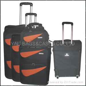 EVA luggage suitcase travel bag trolley case