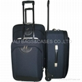 EVA trvel bag trolley bag trolley luggage suitcase