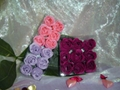 Flower Soap and Confetti