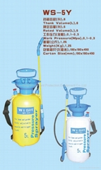 Pressure Sprayer WS-5Y