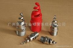 LX系列螺旋噴嘴實心錐形噴頭