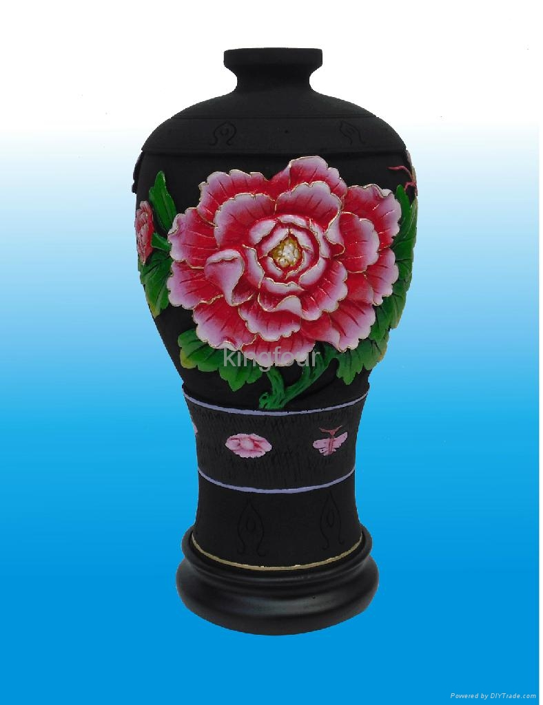 Activated Carbon Carving Crafts Gift 2
