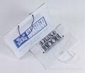 Soft/Rigid Loop Handle Shopping Bag